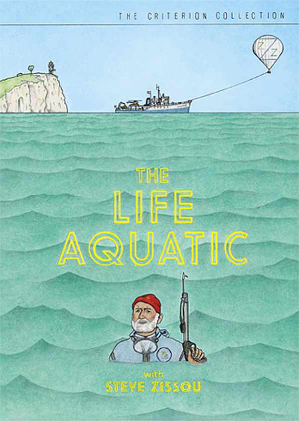 The Life Aquatic of Steve Zissou