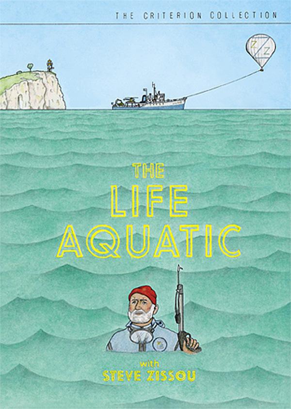 The Life Aquatic of Steve Zissou