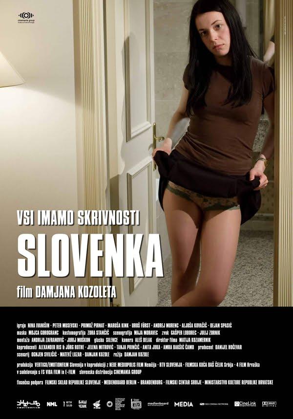 Obucite osobu iznad Slovenka