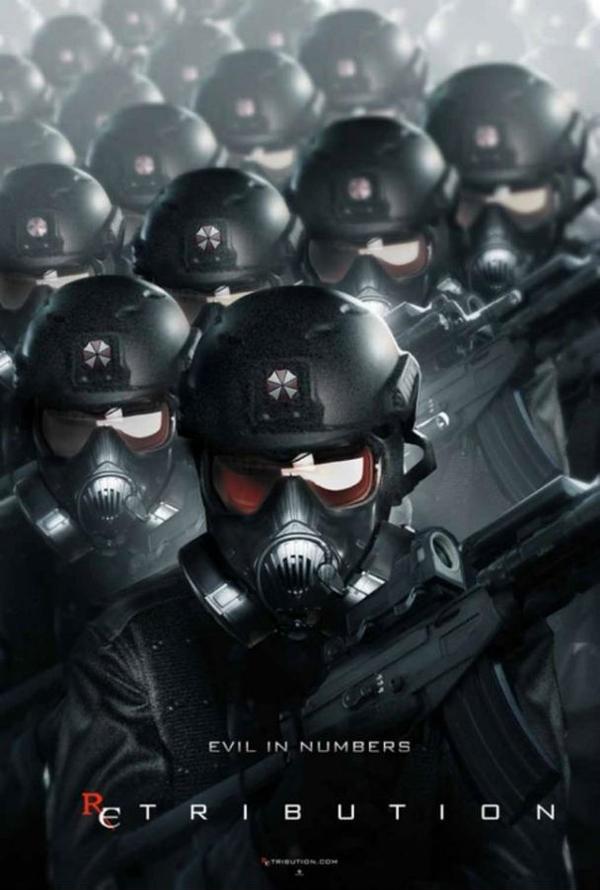 Resident Evil: Retribution (4/6)